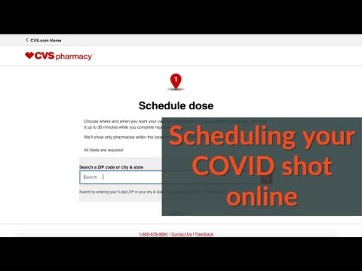 covid 19 appointment